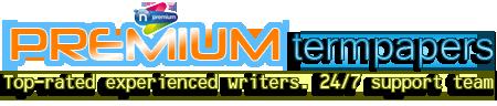 Premium Term Papers